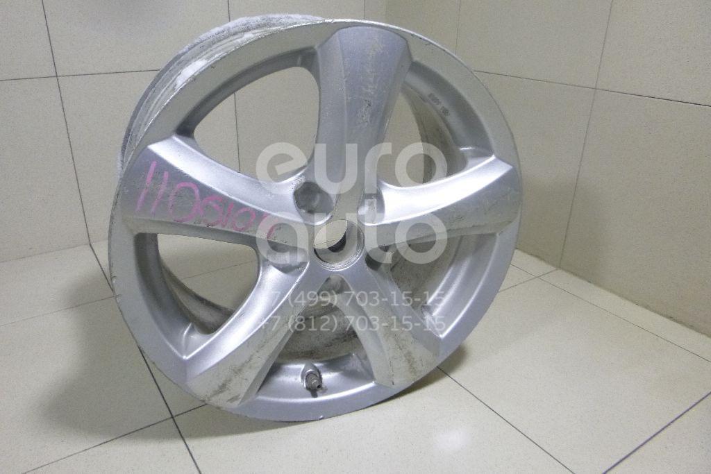 Диск колесный легкосплавный для VW Golf IV/Bora 1997-2005 - Фото №1