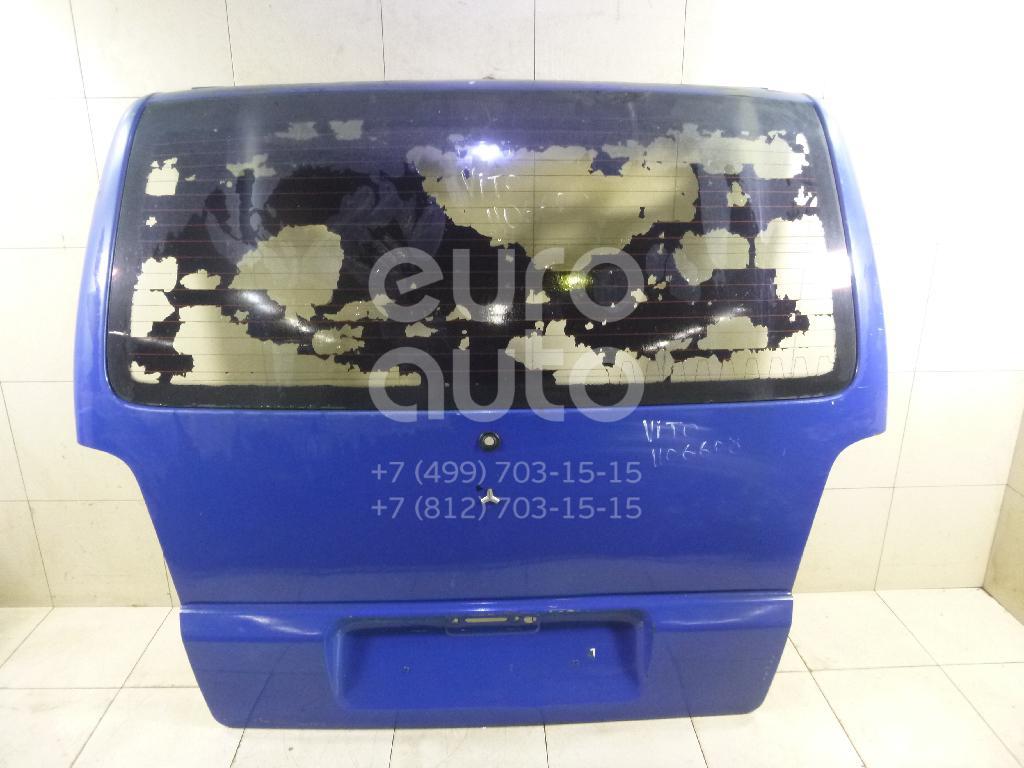 Дверь багажника со стеклом для Mercedes Benz Vito (638) 1996-2003 - Фото №1