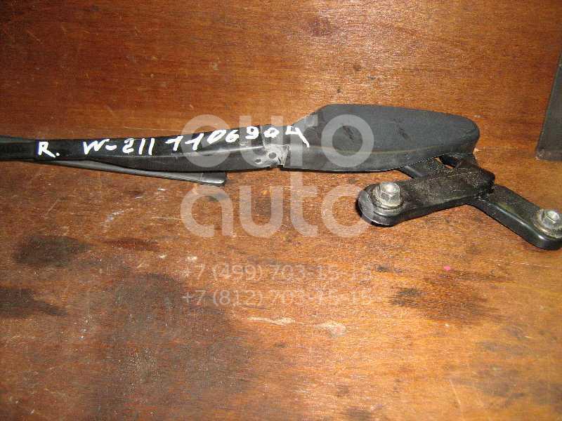 Поводок стеклоочистителя передний правый для Mercedes Benz W211 E-Klasse 2002-2009 - Фото №1