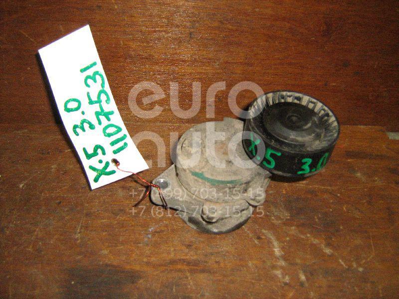 Кронштейн ролика-натяжителя руч. ремня для BMW X5 E53 2000-2007 - Фото №1