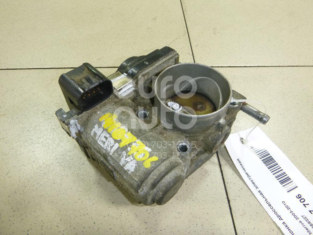 Купить Заслонка дроссельная электрическая Opel Meriva 2003-2010; (55559227)