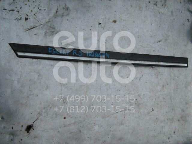 Молдинг задней правой двери для Ford Escort/Orion 1990-1995;Escort/Orion 1995-2001 - Фото №1