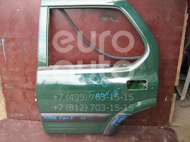 Дверь задняя левая для Opel Frontera B 1998-2004 - Фото №1