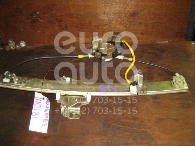 Стеклоподъемник электр. задний правый для Opel Frontera B 1998> - Фото №1