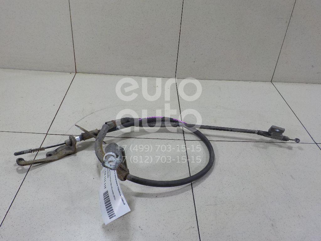 Купить Трос стояночного тормоза правый Ssang Yong Actyon New/Korando C 2010-; (4902034203)