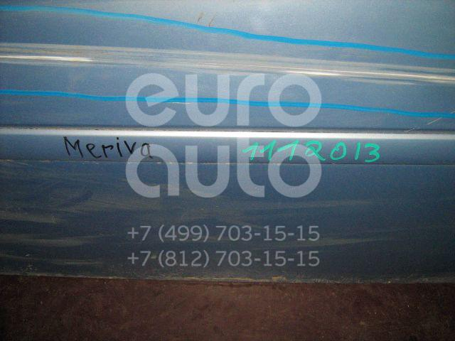 Молдинг передней левой двери для Opel Meriva 2003-2010 - Фото №1