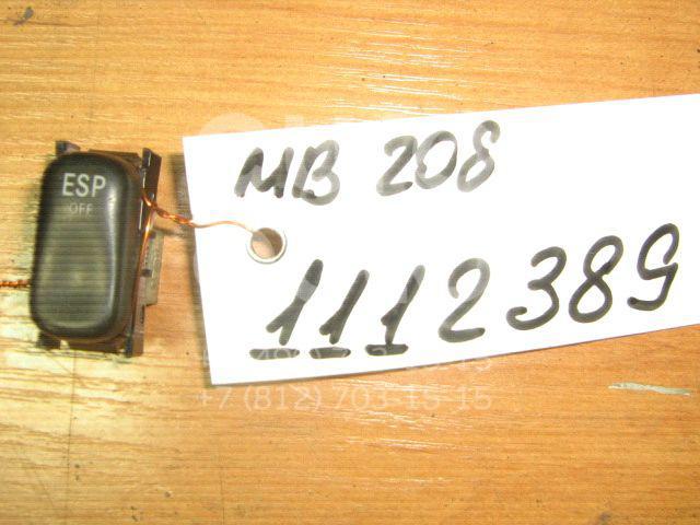 Кнопка переключения режимов подвески для Mercedes Benz C208 CLK coupe 1997-2002 - Фото №1