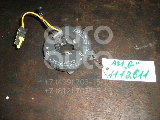 Механизм подрулевой для SRS (ленточный) для Opel Astra G 1998-2005;Agila A 2000-2008;Zafira (F75) 1999-2005 - Фото №1