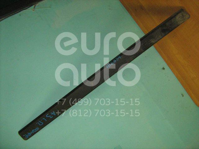 Накладка на порог (наружная) для Audi A3 [8P1] 2003-2013 - Фото №1