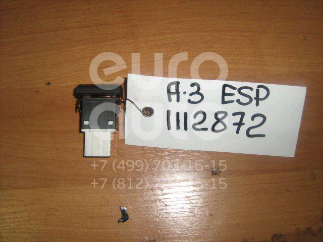 Кнопка антипробуксовочной системы для Audi A3 [8P1] 2003-2013;A3 [8PA] Sportback 2004-2013 - Фото №1