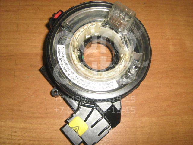 Механизм подрулевой для SRS (ленточный) для Audi,VW,Skoda,Seat A3 [8P1] 2003-2013;A3 [8PA] Sportback 2004-2013;Caddy III 2004-2015;Golf V 2003-2009;Touran 2003-2010;Octavia (A5 1Z-) 2004-2013;Toledo III 2004-2009 - Фото №1