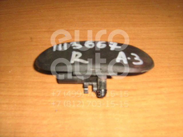 Форсунка омывателя лобового стекла для Audi A3 [8P1] 2003-2013 - Фото №1