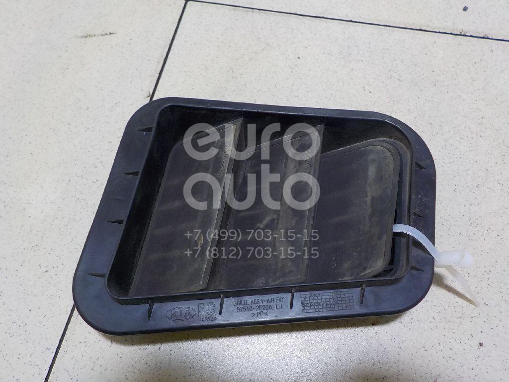 Решетка вентиляционная Kia Ceed 2007-2012; (975102F200)