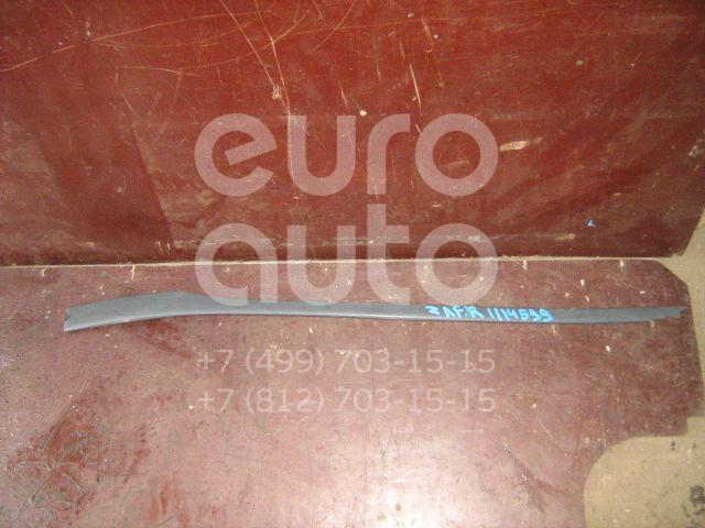 Накладка лобового стекла правая для Opel Zafira A (F75) 1999-2005 - Фото №1