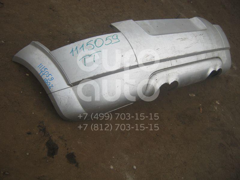 Бампер задний для Audi TT(8N) 1998-2006 - Фото №1
