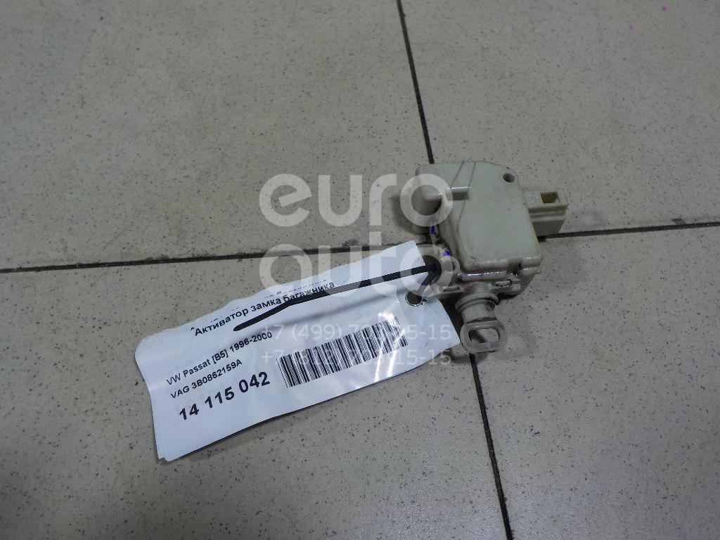 Активатор замка багажника VW Passat [B5] 1996-2000; (3B0862159A)