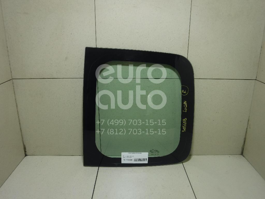 Купить Стекло двери багажника Renault Logan 2005-2014; (8200396121)
