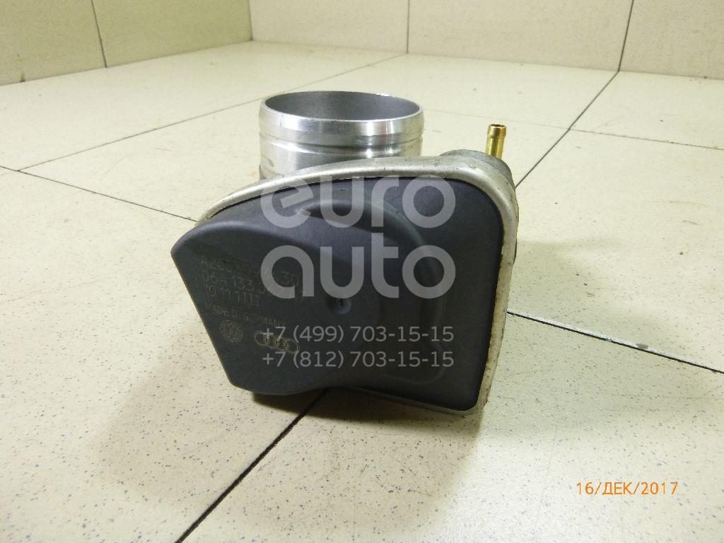 Заслонка дроссельная электрическая VW Jetta 2006-2011; (06A133062AT)  - купить со скидкой