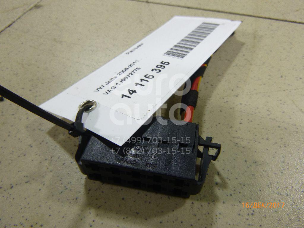 Купить Разъем VW Jetta 2006-2011; (1J0972775)