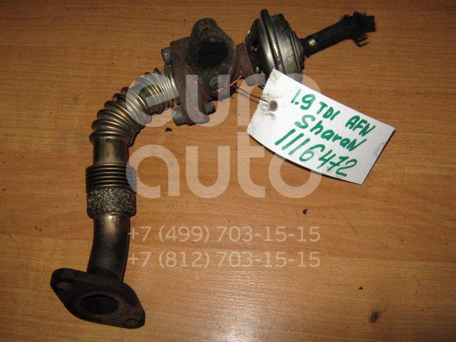 Трубка картерных газов для VW Sharan 1995-1999 - Фото №1