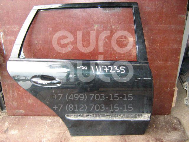 Дверь задняя правая для Mercedes Benz W211 E-Klasse 2002-2009 - Фото №1