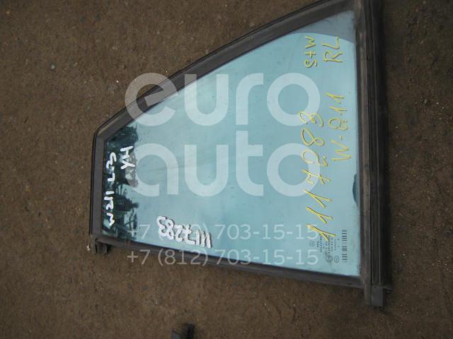 Стекло двери задней левой (форточка) для Mercedes Benz W211 E-Klasse 2002-2009 - Фото №1