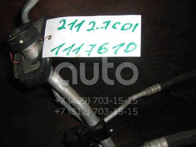 Трубка кондиционера для Mercedes Benz W211 E-Klasse 2002-2009 - Фото №1