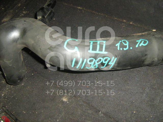 Патрубок интеркулера для VW Golf III/Vento 1991-1997 - Фото №1