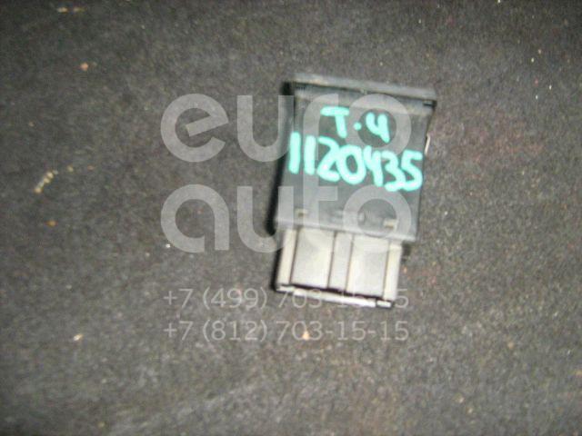Кнопка обогрева заднего стекла для VW Transporter T4 1996-2003 - Фото №1