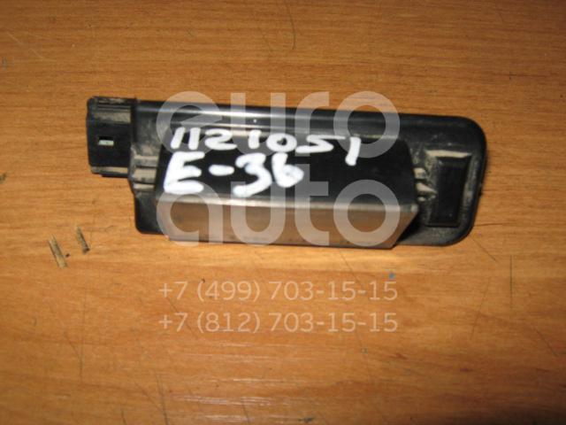Фонарь подсветки номера для BMW 3-серия E36 1991-1998 - Фото №1