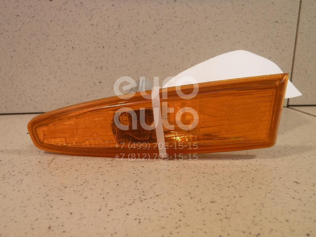 Купить Повторитель на крыло левый желтый Ford Ranger 2006-2012; (5058083)