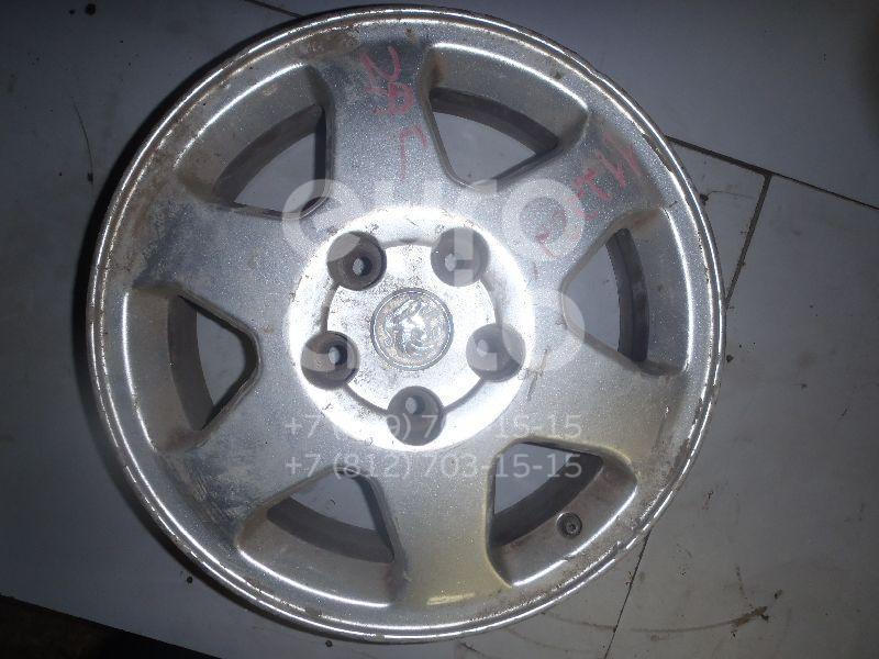 Диски колесные легкосплавные (к-кт) для Opel Zafira (F75) 1999-2005 - Фото №1