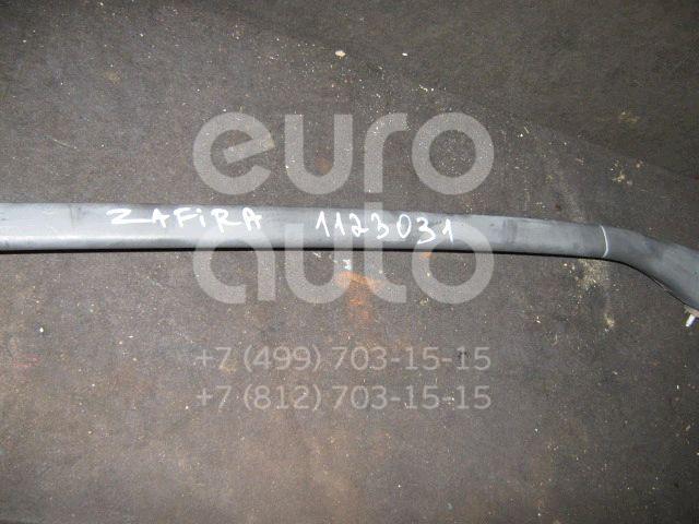 Рейлинг правый (планка на крышу) для Opel Zafira A (F75) 1999-2005 - Фото №1