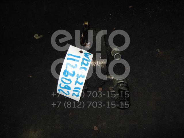 Радиатор масляный для Mercedes Benz W220 1998-2005;W163 M-Klasse (ML) 1998-2004;W210 E-Klasse 1995-2000;C208 CLK coupe 1997-2002;W215 coupe 1999-2006;W210 E-Klasse 2000-2002;W211 E-Klasse 2002-2009 - Фото №1