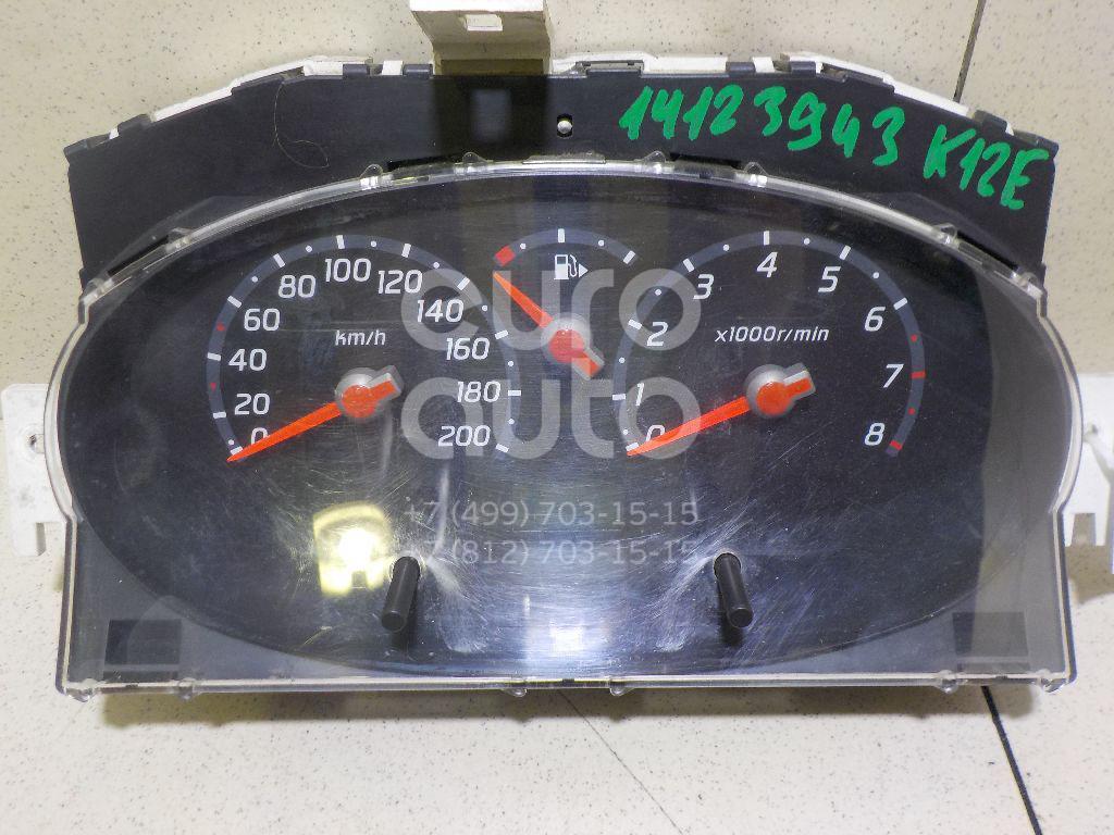 Купить Панель приборов Nissan Micra (K12E) 2002-2010; (24810AX763)