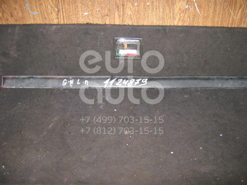 Молдинг передней левой двери для VW Golf III/Vento 1991-1997 - Фото №1