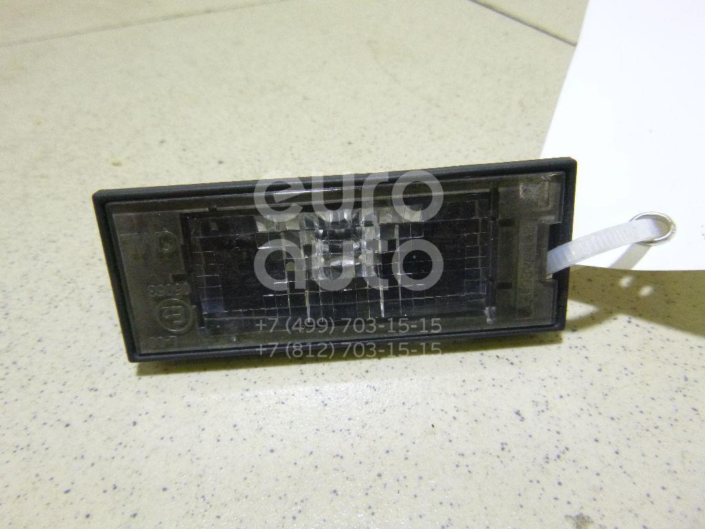 подсветка номера renault symbol 2009