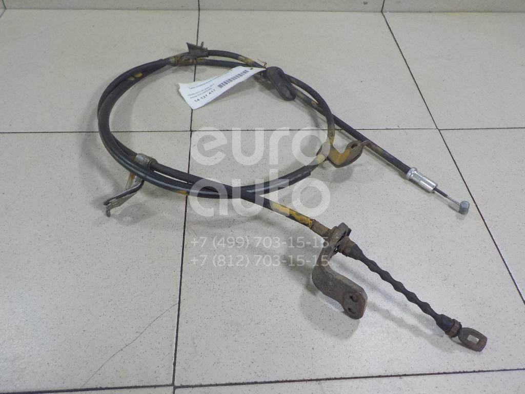 Купить Трос стояночного тормоза правый Honda Civic 4D 2006-2012; (47510SNAA52)