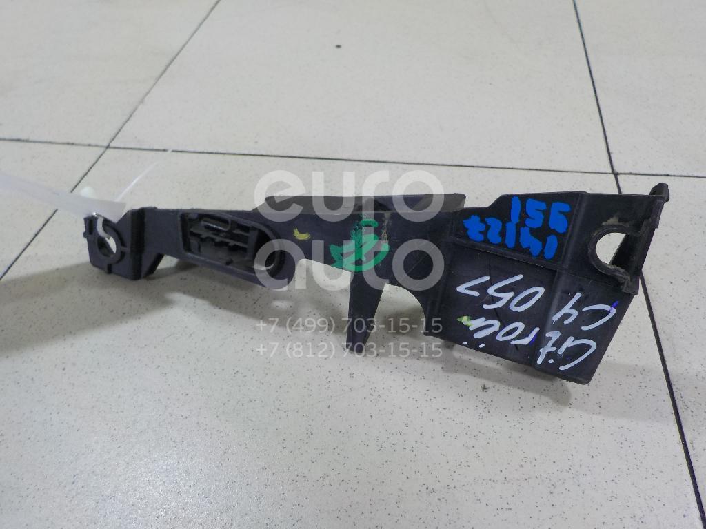 Купить Кронштейн переднего бампера Citroen C4 2005-2011; (741679)