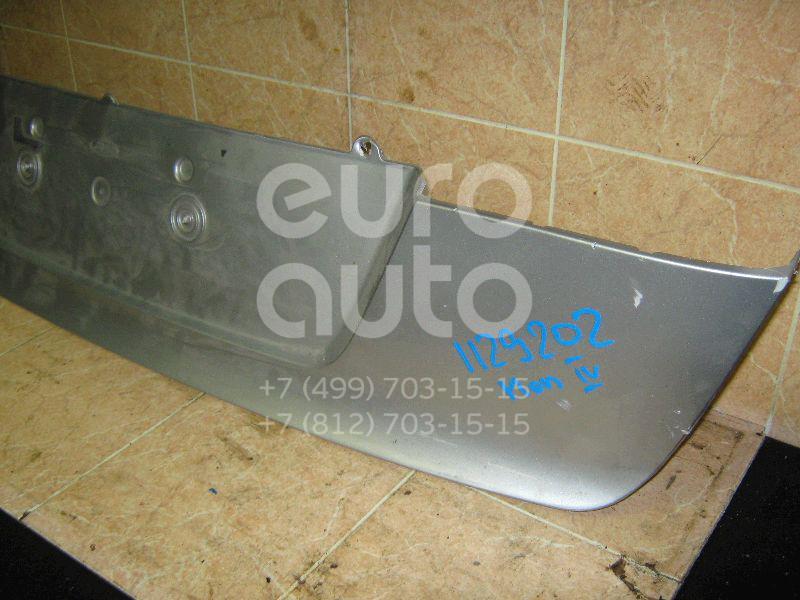 Накладка крышки багажника для Ford Mondeo IV 2007-2015 - Фото №1