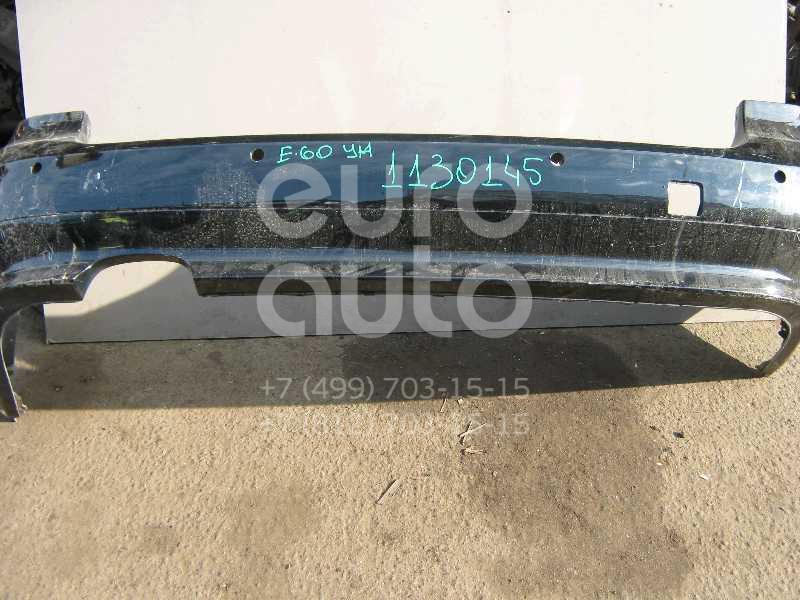Бампер задний для BMW 5-серия E60/E61 2003-2009 - Фото №1
