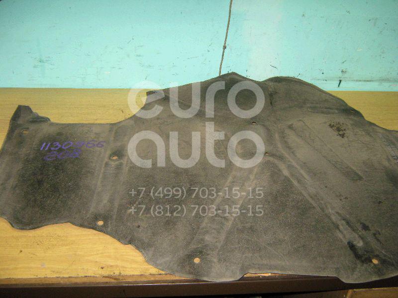 Шумоизоляция капота для Mercedes Benz C208 CLK coupe 1997-2002 - Фото №1