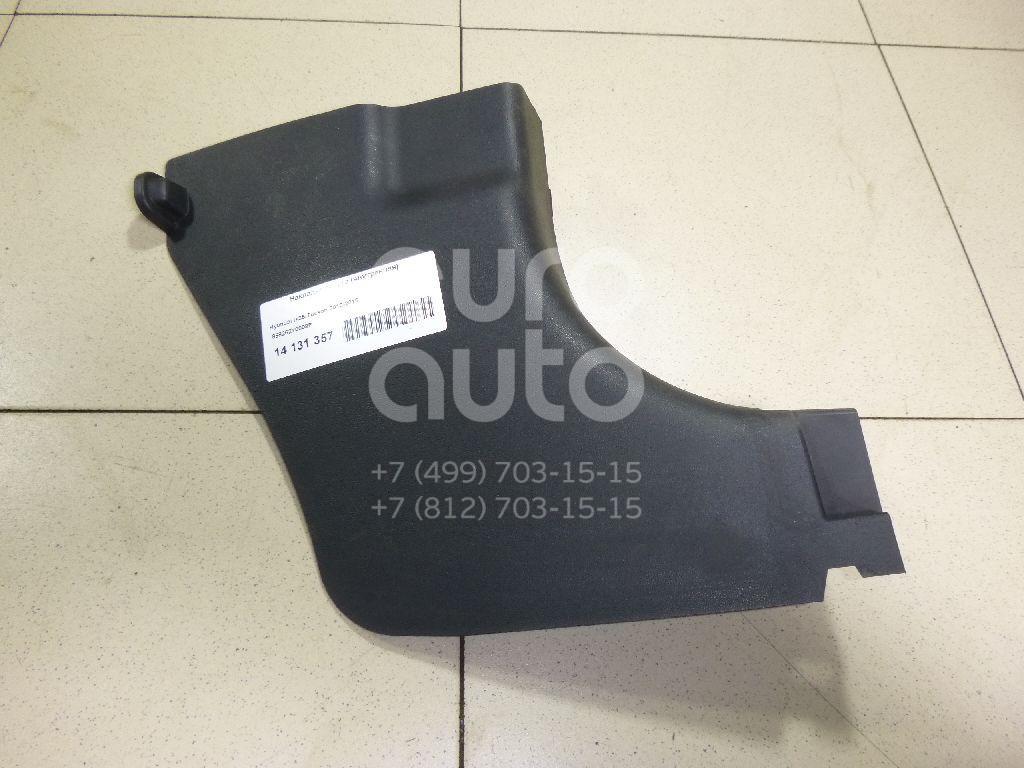 Накладка порога (внутренняя) Hyundai ix35/Tucson 2010-2015; (858262Y0009P)