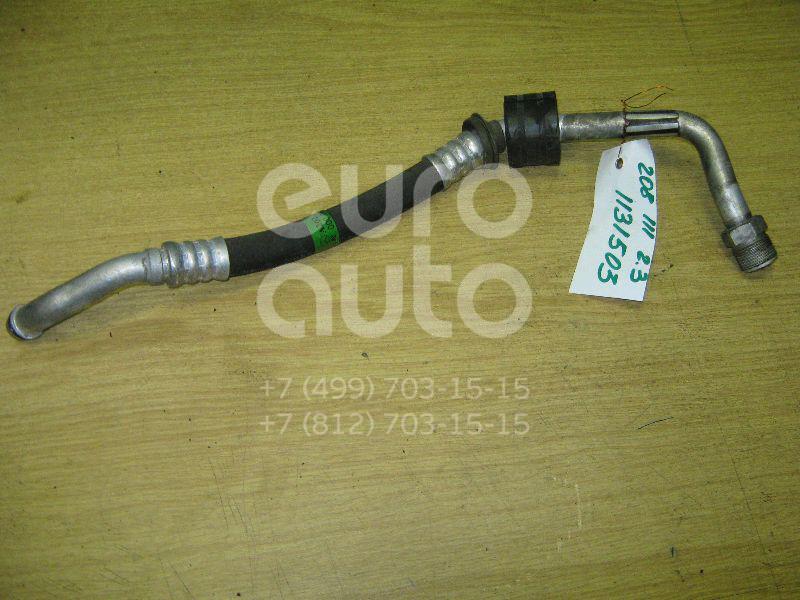 Трубка кондиционера для Mercedes Benz C208 CLK coupe 1997-2002;W202 1993-2000 - Фото №1