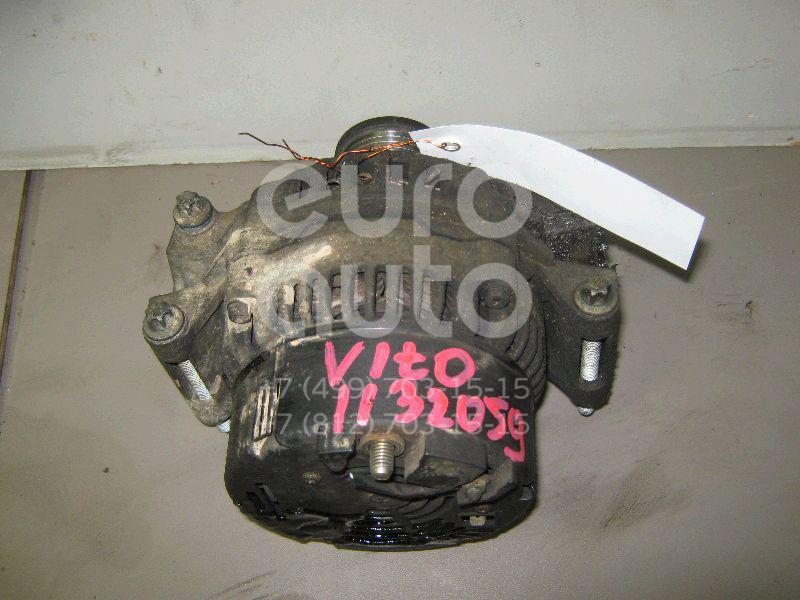 Генератор для Mercedes Benz Vito (638) 1996-2003;Sprinter (901) 1995-2006;W202 1993-2000 - Фото №1