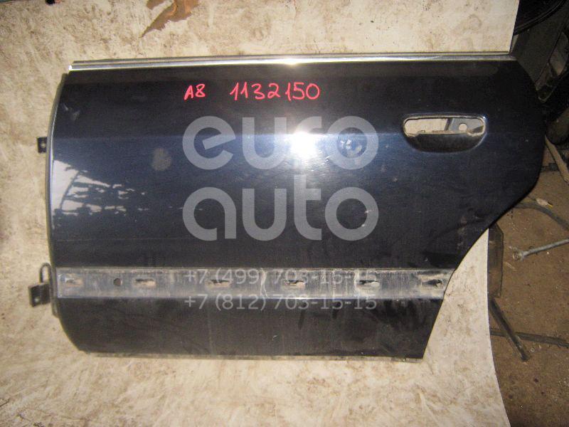 Дверь задняя левая для Audi A8 [4D] 1999-2002 - Фото №1