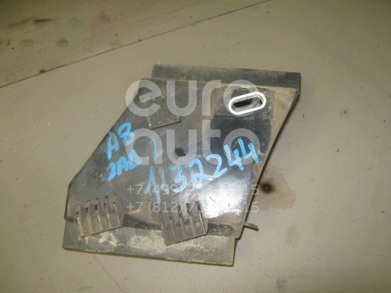 Направляющая заднего бампера для Audi A8 [4D] 1999-2002 - Фото №1