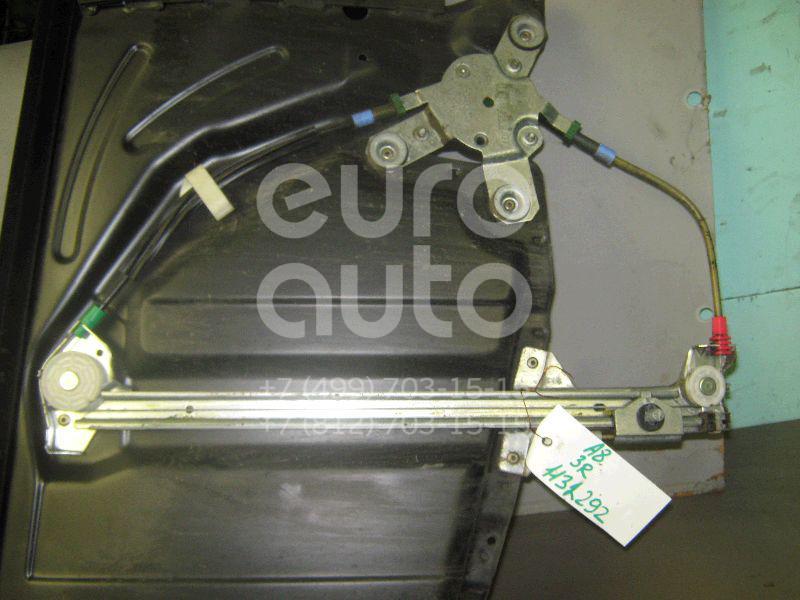 Стеклоподъемник электр. задний правый для Audi A8 [4D] 1999-2002 - Фото №1
