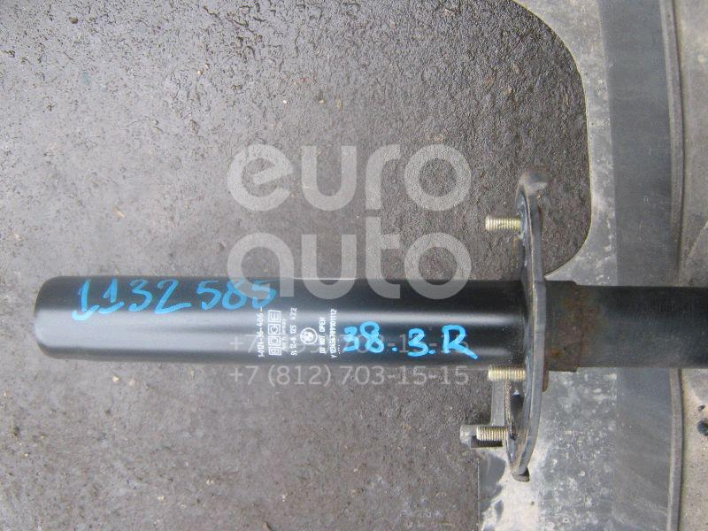 Кронштейн заднего бампера правый для BMW 7-серия E38 1994-2001 - Фото №1