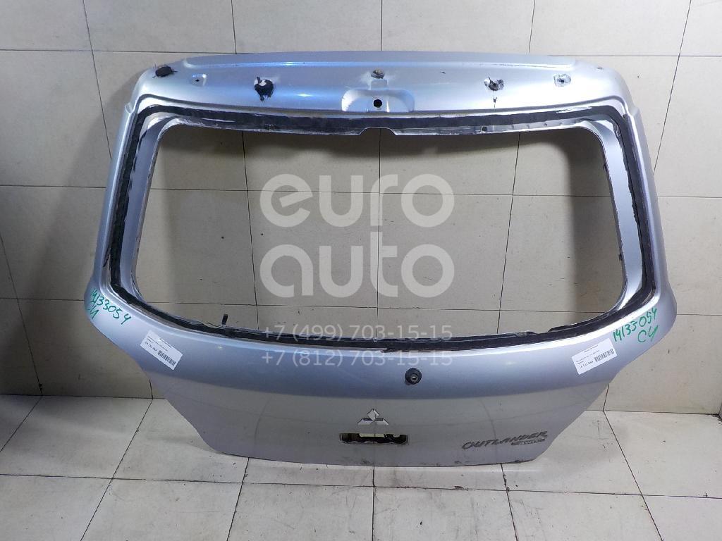 Купить Дверь багажника Mitsubishi Outlander (CU) 2001-2008; (MR954463)